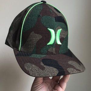 Hurley Accessories - Camo Hurley Hat